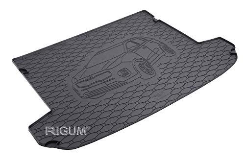 RIGUM Passgenaue Kofferraumwanne geeignet für KIA Sportage ab 2016 passen ideal