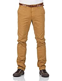 Scotch & Soda Herren Hose Nos-Slim Fit Cotton/Elastan Garment Dyed Chino Pant, Stuar