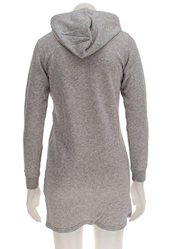 Damen Jerseykleid Grau(094)