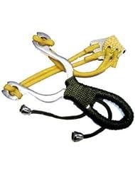 NERD® Samurai Zwille Schleuder mit Metallrahmen