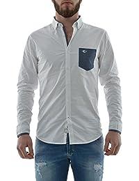 chemise lee cooper 005571 darni blanc