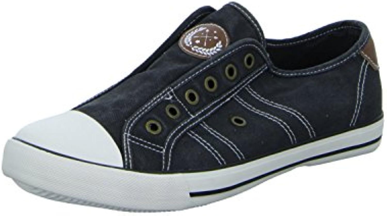 Sneakers 831103/001 Herren Leinen Slipper/Kletthalbschuh  Billig und erschwinglich Im Verkauf