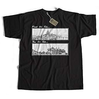 Old Skool Hooligans Inspired by Leonard Cohen T Shirt ...