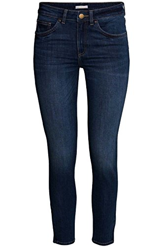 Fashion Star Oops Outlet Womens Ex Zara Skinny Denim Jeans Ladies Slim Fitted Faded Stretch Pants Trouser