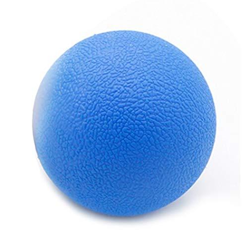 Ultimative Fuß Behandeln (Massage Lacrosse Ball, Faszien Release, für Trigger Point Treatment Ball, Muskelknoten, Myofascial Release, Fuß, Yoga Therapie)