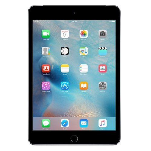 Apple iPad Mini 4 MK9N2HN/A Tablet (128GB, 7.9 Inches, WI-FI) Space Grey, 2GB RAM Price in India