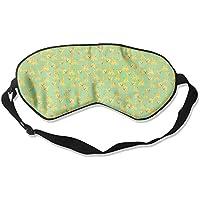 Lovely Giraff Natural Silk Sleep Mask Comfortable Smooth Blindfold for Travel, Relax preisvergleich bei billige-tabletten.eu