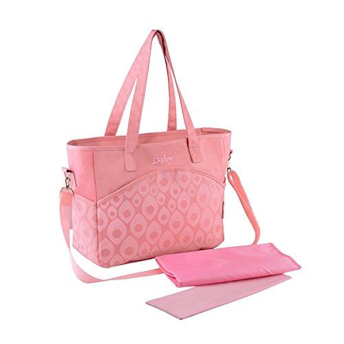 Yimidear Babytasche Set Pflegetasche Tragetasche Wickeltasche Windeltasche