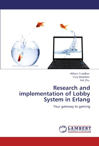 Research and Implementation of Lobby System in ERLANG
