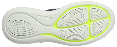 Nike Lunarglide 8, Scarpe da Corsa Uomo Multicolore (Binary Blue/Summit White-Black)