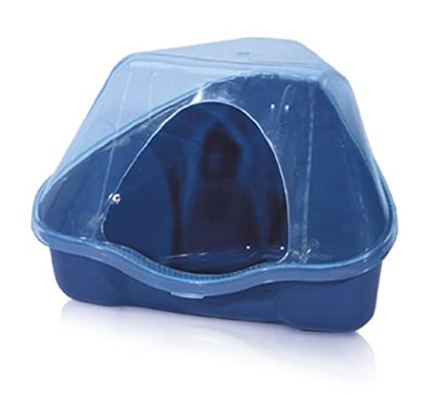 Marchioro Nora 3C Litter Pan for Small Animals, 19.75 inches, Colors Vary