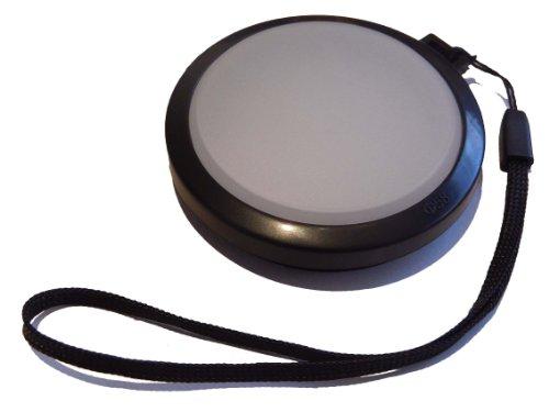 vhbw Copriobiettivo per bilanciamento del bianco 67mm per Zeiss Batis 1.8/85 mm, Zeiss Batis 2/25 mm, Zeiss Distagon T* 2/25.