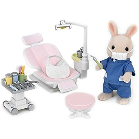 Calico Critters Country Dentist Set Playset by Calico