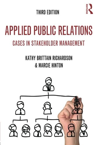 Applied Public Relations (Routledge Communication Series)