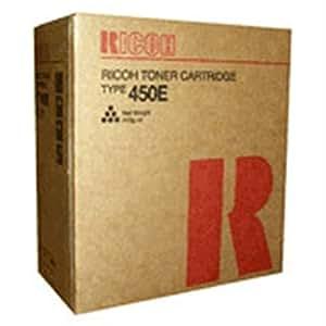 Ricoh cm - 4022 4027 4522 Cartouche de Toner pour imprimante Laser Noir Type 450E