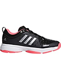 online retailer a8e33 245b7 Adidas Performance – Barricade Classic Bounce Uomo Scarpe da Tennis, Nero,  44.666666666666664