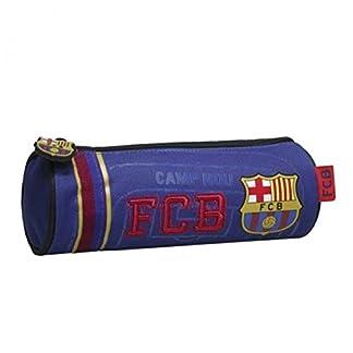 FC Barcelona – Portatodo Redondo Barcelona CF, color Azul