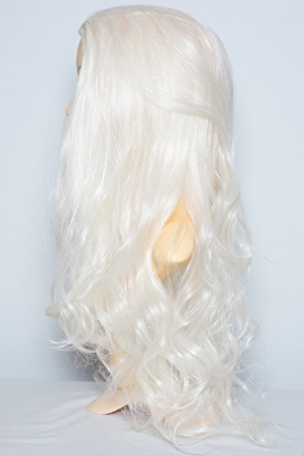 elegant-hair-22-ladies-3-4-wig-half-fall-clip-in-hair-piece-wavy-white-blonde-60m