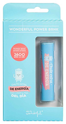 bateria externa mr wonderful