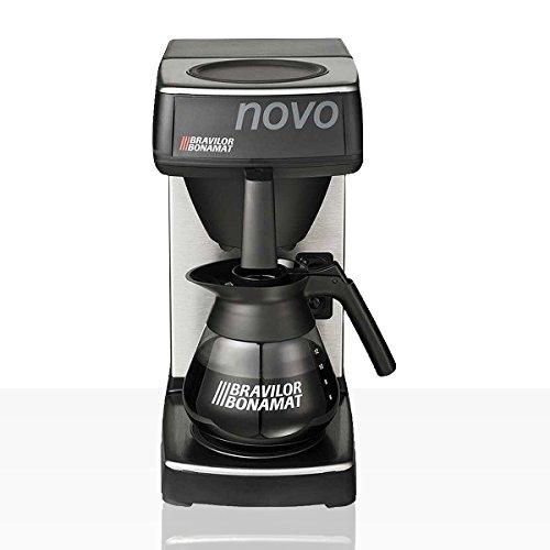 Bravilor Bonamat Novo Kaffeemaschine inkl. Glaskanne 1,7l