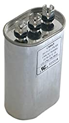 Ez-flo 92033 Dual Run Capacitors, Oval By Ez-flo