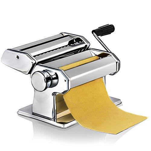 Nudelmaschine Pasta Maker-Edelst...