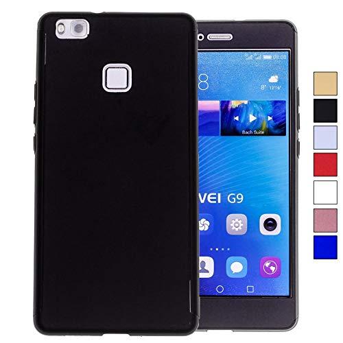 e22505aa3ba COOVY® Funda para Huawei P9 Lite / G9 Lite 360 Grados, Carcasa Ultrafina y