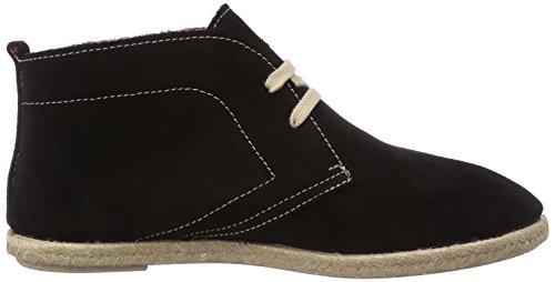 Wolpertinger Wiesn Wp 5008, Desert Boots Femme Noir (negro)