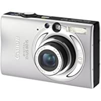 Canon Digital IXUS 80 IS Camera - Silver (8.0MP, 3x Optical Zoom) 2.5 inch LCD