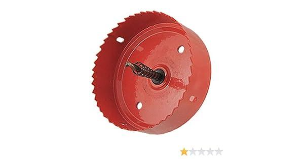 R Aluminiumlegierung Eisen Schneiden 110mm Durchmesser Bimetall Lochsaege TOOGOO