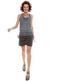 Zergatik Camiseta Mujer LONGLI