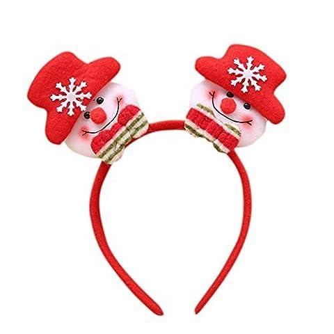 Buweiser Weihnachten Party Supplies Weihnachten Mit Laternen Stirnband Reifen Weihnachtsschmuck Weihnachtsgeschenke (Laterne Weihnachtsschmuck)