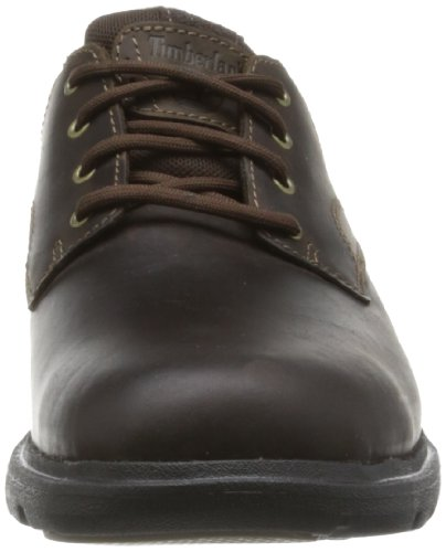 Timberland Ek Richmont Plain Toe Oxford Herren Schnürhalbschuhe Braun - Braun (Dark Brown)
