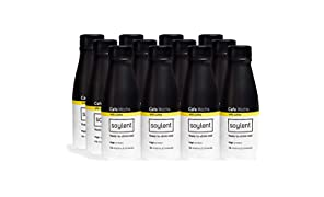 Soylent Meal Replacement Drink, Cafe Mocha (Chocolate and Coffee) 414 mL Bottles, 12 Pack