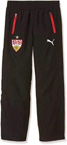 Puma Kinder Hose VfB Stuttgart Woven Pants Black, 176 -