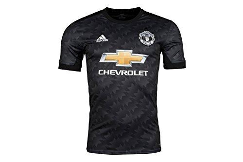 manchester-united-17-18-maillot-de-foot-replique-exterieur-noir-blanc-granit-taille-s