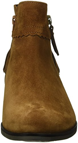 Gabor Shoes Fashion, Stivali da Cowboy Donna Marrone (Ranch 14)