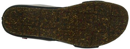 Art Creta Sandali da Donna Nero (MOJAVE BLACK)