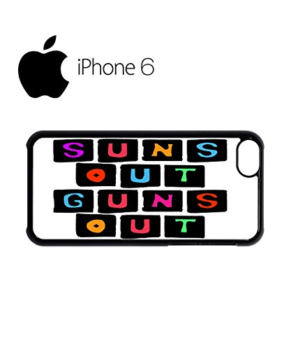 Suns Out Guns Out Gym Summer Muscle Swag Mobile Phone Case Back Cover Hülle Weiß Schwarz for iPhone 6 Black Weiß