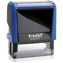 Trodat PRINTY 4913 azul, color del sello negro