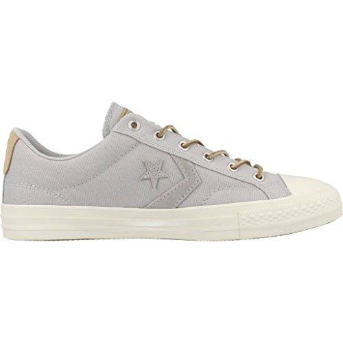 Converse Star Player Ox Herren Sneaker Blau Hellgrau