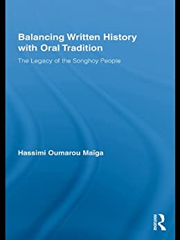 The African History of Oral Traditions essay