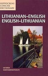 Lithuanian-English, English-Lithuanian Dictionary (Hippocrene Concise Dictionaries)