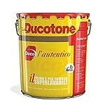 DUCOTONE CLASSICO DUCO PITTURA MURALE SUPERLAVABILE INTERNO/ESTERNO litri 14