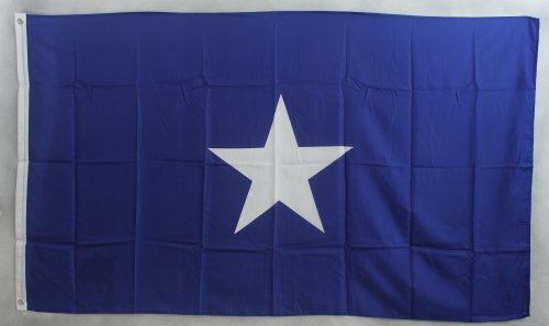 Flagge Fahne ca. 90x150 cm : Bonnie Blue (Bonnie Stoffen Blue)