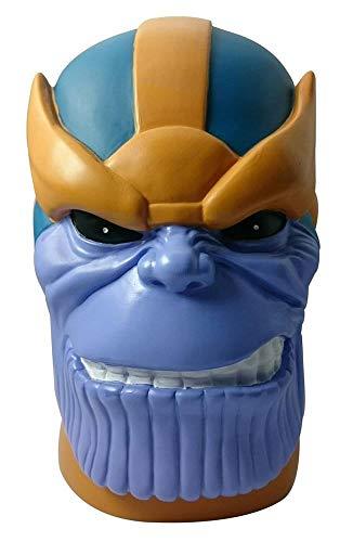 Marvel Comics–Hucha, diseño de Cabeza de Heroes Thanos