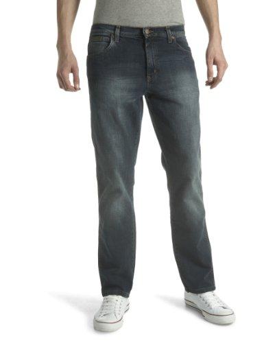 Wrangler Herren Jeans Texas Stretch, Blau (VINTAGE TINT), Gr. W32/L36 (Vintage Jeans Klassische)