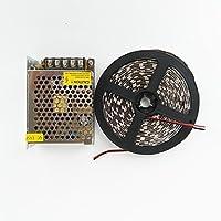 ZMW 300x5050 75W 5red + 1blue / gruppo guidato crescita per piante ligh con 12V / 5A potere guscio in alluminio (AC100-240V) - Gruppo String