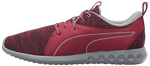 PUMA Men s Carson 2 Terrain Sneaker  Tibetan Red-Quarry  7 M US