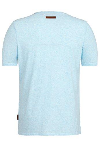 Naketano Male T-Shirt Italienischer Hengst VI Bubble Butt Melange